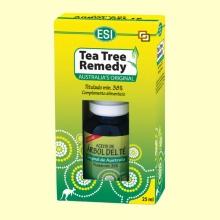 Aceite del Árbol del Té - 25 ml - Laboratorios Esi