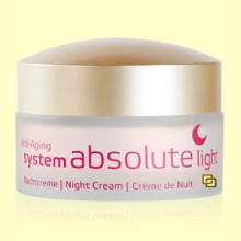 System Absolute Crema de Noche Light - 50 ml - Anne Marie Börlind