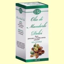 Aceite de almendras dulces - 100 ml - Laboratorios Esi