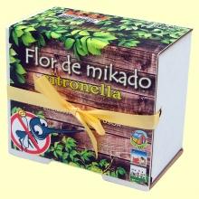 Flor de Mikado repelente anti mosquitos - 50 ml - Aromalia