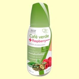 Triestop Café verde + Raspberry - 250 ml - Eladiet