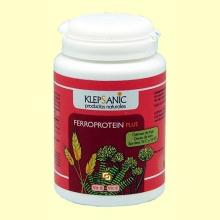 Ferroprotein Plus - Vitamina B - 60 comprimidos - Klepsanic
