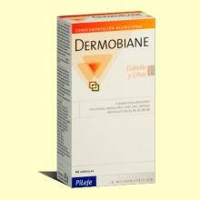 Dermobiane - Cabello y Uñas - 40 cápsulas - PiLeJe