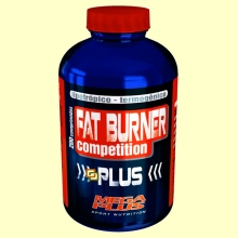 Fat Burner Plus Competition - 200 comprimidos - Mega Plus
