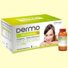Dermo Modeline - Piel, Pelo y Uñas - 15 viales - Pharmadiet