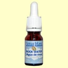 Agua de Roca - Rock Water - 10 ml - Lotus Blanc