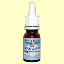 Agua de Roca - Rock Water - 30 ml - Lotus Blanc