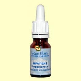 Impaciencia - Impatiens - 30 ml - Lotus Blanc