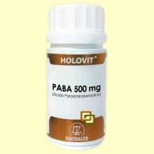 Holovit PABA 500 mg - 50 cápsulas - Equisalud