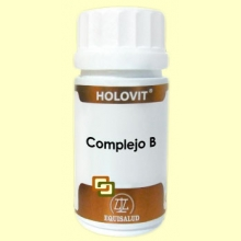 Holovit Complejo B - 50 comprimidos - Equisalud