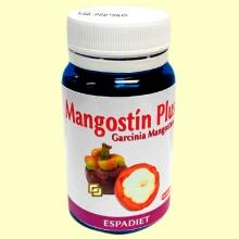 Mangostín Plus - 60 cápsulas - Espadiet
