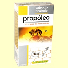 Extracto de Propóleo - 50 ml - Pinisan Laboratorios