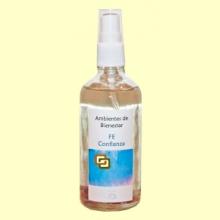 Confianza en La Vida - Fe - Armonizador Ambiental Floral Gemoterapia - 100 ml - Lotus Blanc