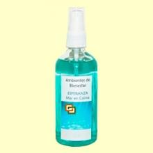 Mar en Calma - Esperanza - Armonizador Ambiental Floral Gemoterapia - 100 ml - Lotus Blanc