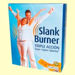 Slank Burner Triple Acción - 45 cápsulas - Espadiet