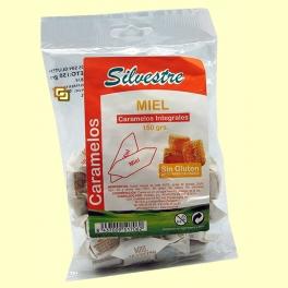 Caramelos integrales Miel - 150 gramos - Silvestre