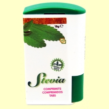 Stevia - 300 comprimidos - Stevia Osona