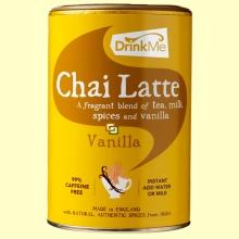 Chai Latte Vanilla Soluble - 250 gramos - Drink Me Chai