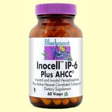 Inocell TM IP-6 Plus AHCC® - 60 cápsulas - Bluebonnet