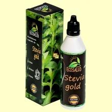 Stevia Líquida Serie Gold - 90 ml - Ecosalud Alnaec