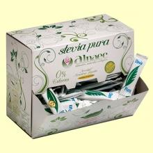 Stevia Líquida Línea Silver - 50 monodosis - Ecosalud Alnaec