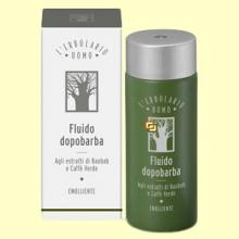 Fluido después del Afeitado a los Extractos de Baobab y Té Verde - 120 ml - L'Erbolario - Uomo