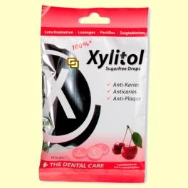Xylitol pastillas sabor Cereza - 26 unidades - Miradent