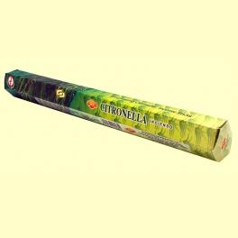 Incienso Citronela - 20 varillas - SAC