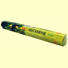 Incienso Alcanfor - 20 varillas - SAC