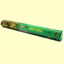 Incienso Green Apple - Manzana Verde - 20 varillas - SAC