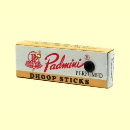 Incienso Dhoop Sticks - 10 sticks 6 cm - Padmini
