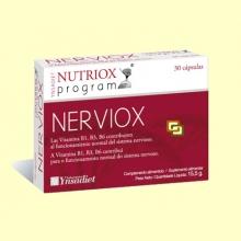 Nerviox Nutriox Program - 30 cápsulas - Ynsadiet