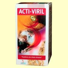 Acti-Viril - 100 cápsulas - Lusodiete