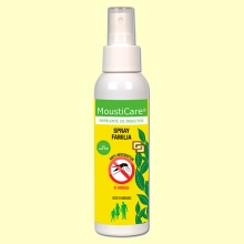 Spray Anti Mosquitos familia - 125 ml - Mousticare *