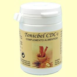 Tonicbel CDC-1 - 70 comprimidos - Bellsolá *