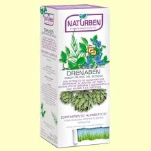 Drenaben Frutas del Bosque - 250 ml - Naturben