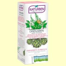 Drenaben Manzana - 250 ml - Naturben