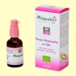 Aceite Rosa Mosqueta Bio - 50 ml - Italchile