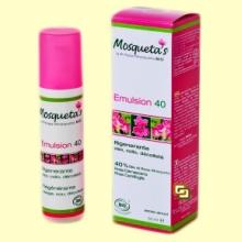 Crema Emulsión 40 Bio - 50 ml - Italchile