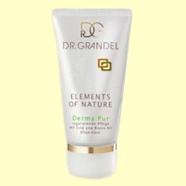 Crema Derma Pur Bio Elements of Nature - 50 ml - Santiveri