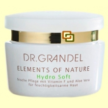 Crema Soft Bio Elements of Nature - 50 ml - Santiveri