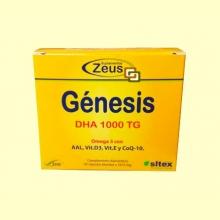 Génesis DHA 1000 TG Omega-3 - 30 cápsulas - Zeus