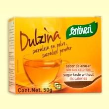 Dulzina Polvo Sobres - 50 sobres - Santiveri