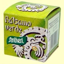 Bálsamo Verde - 30 gramos - Santiveri
