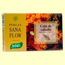 Cola de Caballo - 40 perlas - Santiveri