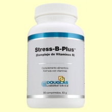 Stress B Plus - 90 comprimidos - Laboratorios Douglas