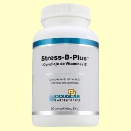Stress B Plus - 90 comprimidos - Laboratorios Douglas