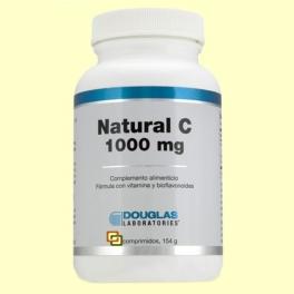 Natural C 1000 mg - 250 comprimidos - Laboratorios Douglas