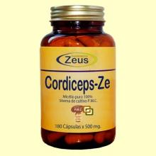 Cordiceps Ze - Sistema Inmunitario - 180 cápsulas - Zeus Suplementos