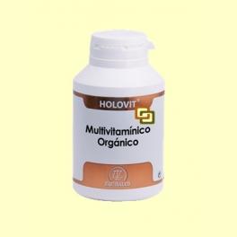 Holovit Complejo Multivitamínico Orgánico - 180 cápsulas - Equisalud